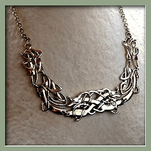 Collier Celtique en Argent 925
